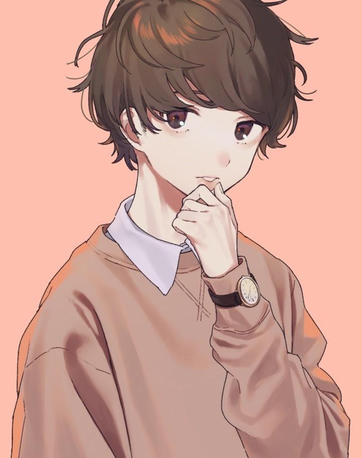 cute anime boy profile picture