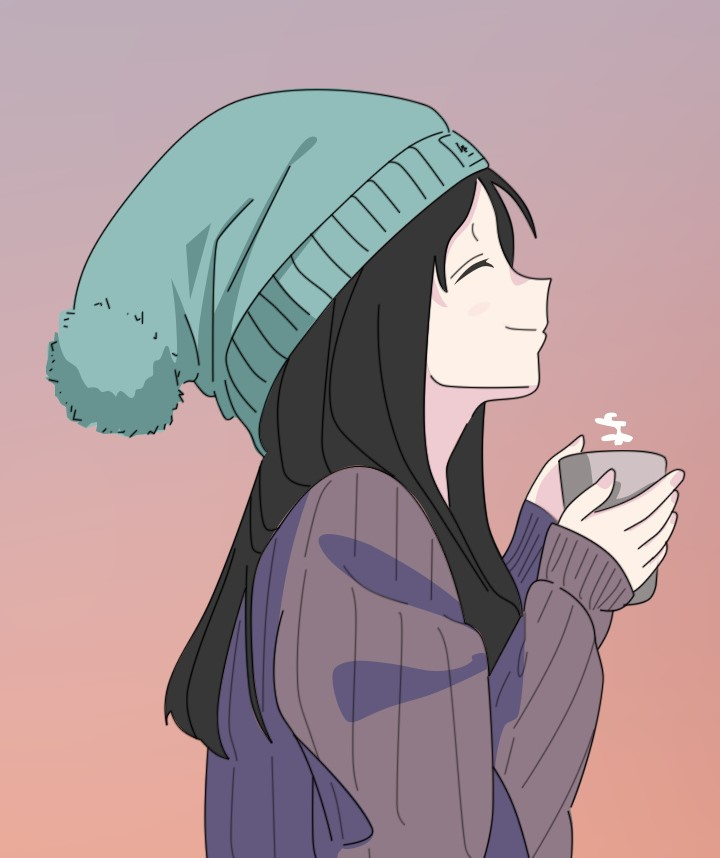 cute anime girl profile picture