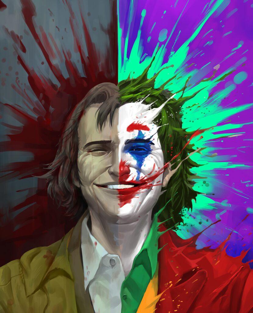 joker photo