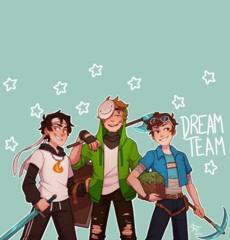 dream smp profile picture