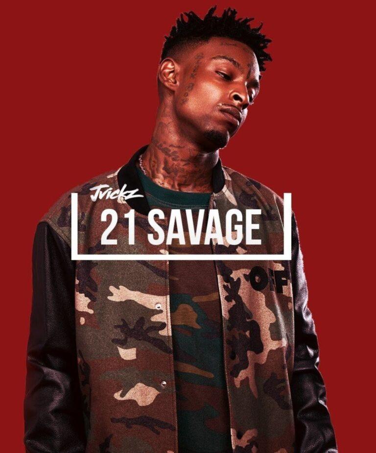 21 savage profile pic