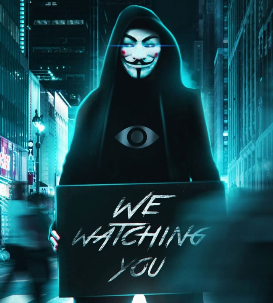 anonymous mask profile picture for facebook