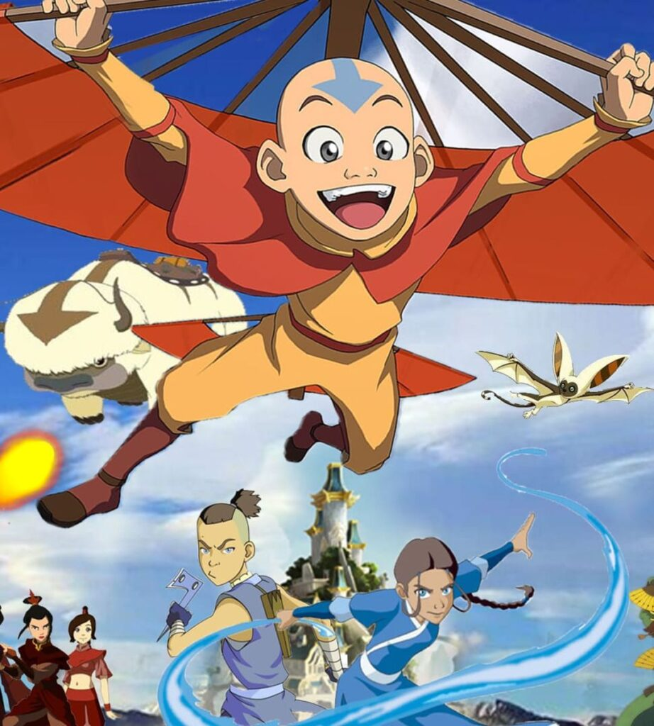 avatar the last airbender profile picture for facebook