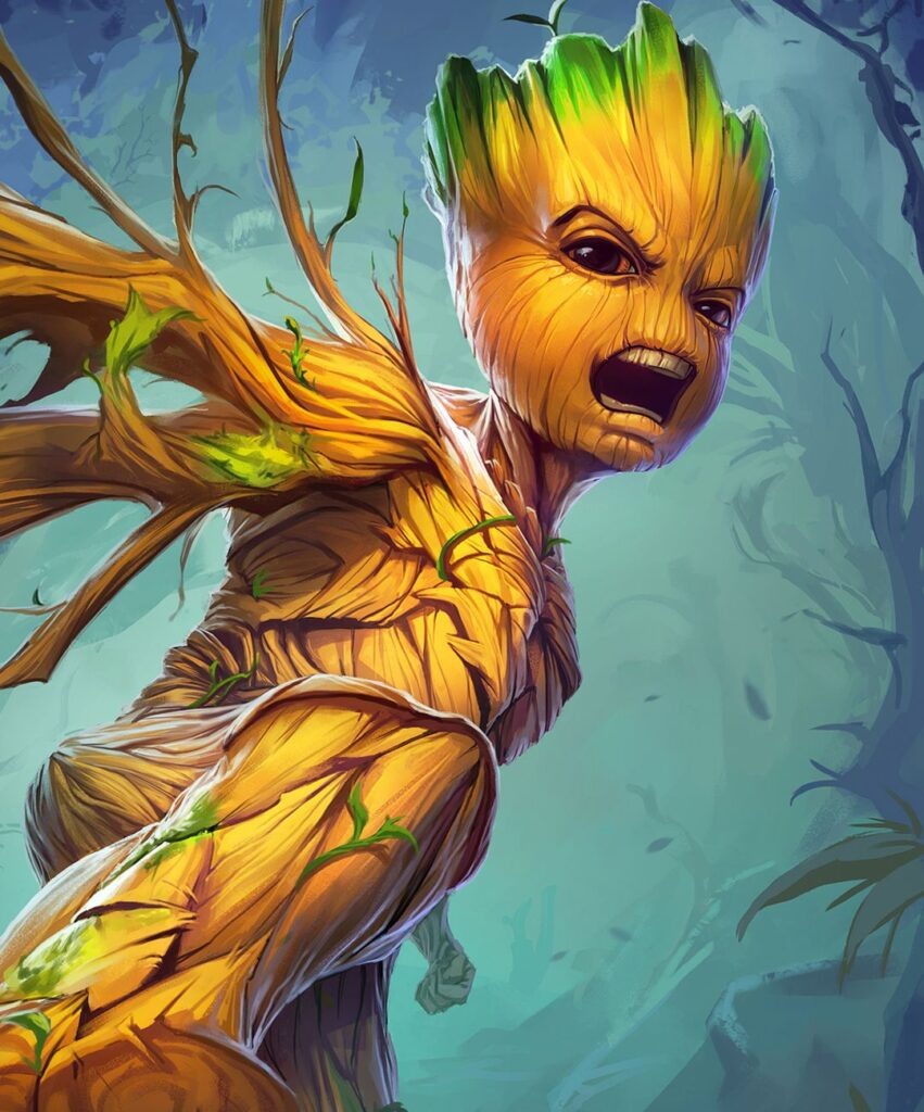 baby groot profile picture