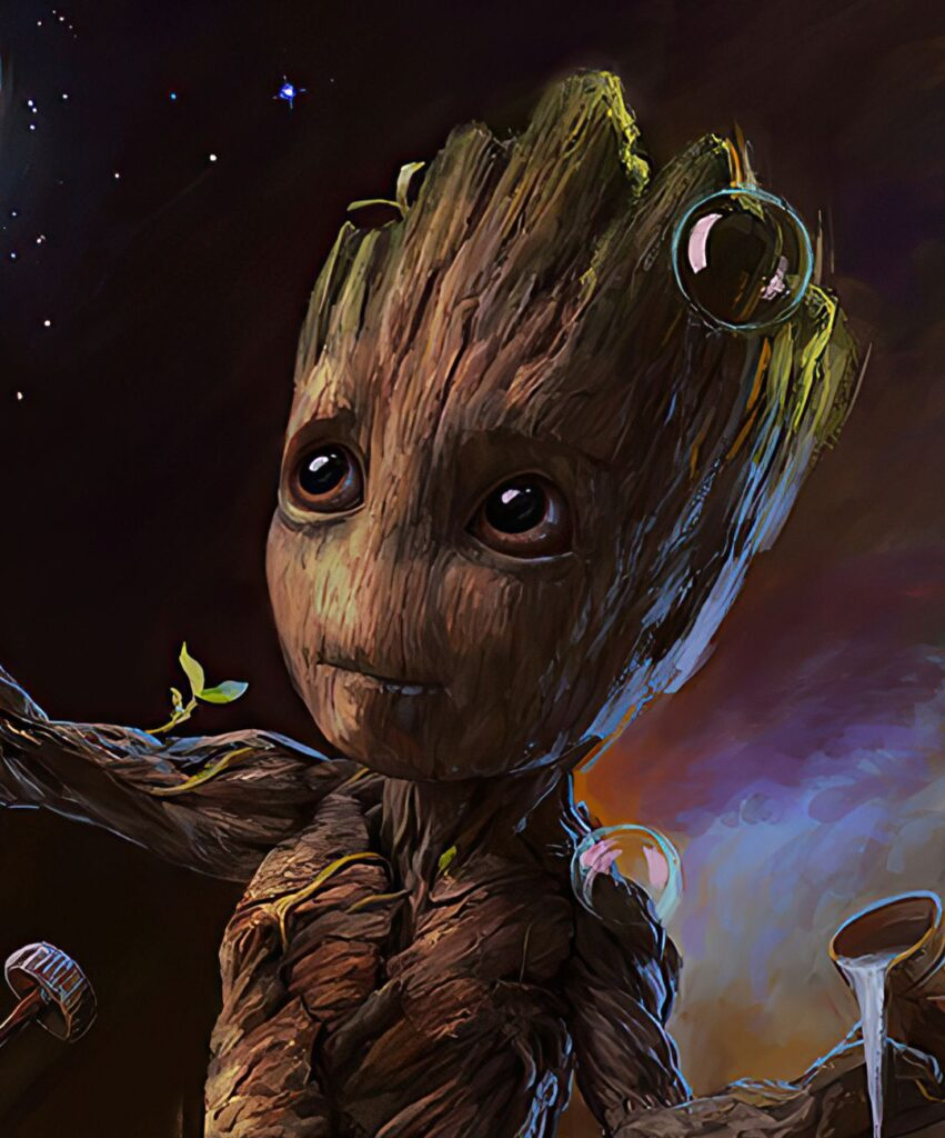 baby groot profile pictures