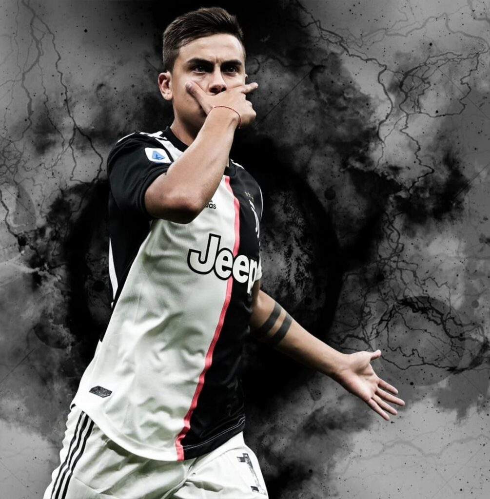 dybala profile picture for facebook