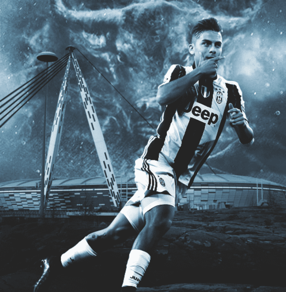 dybala profile picture for instagram