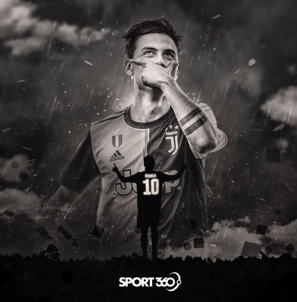 dybala profile picture for tiktok