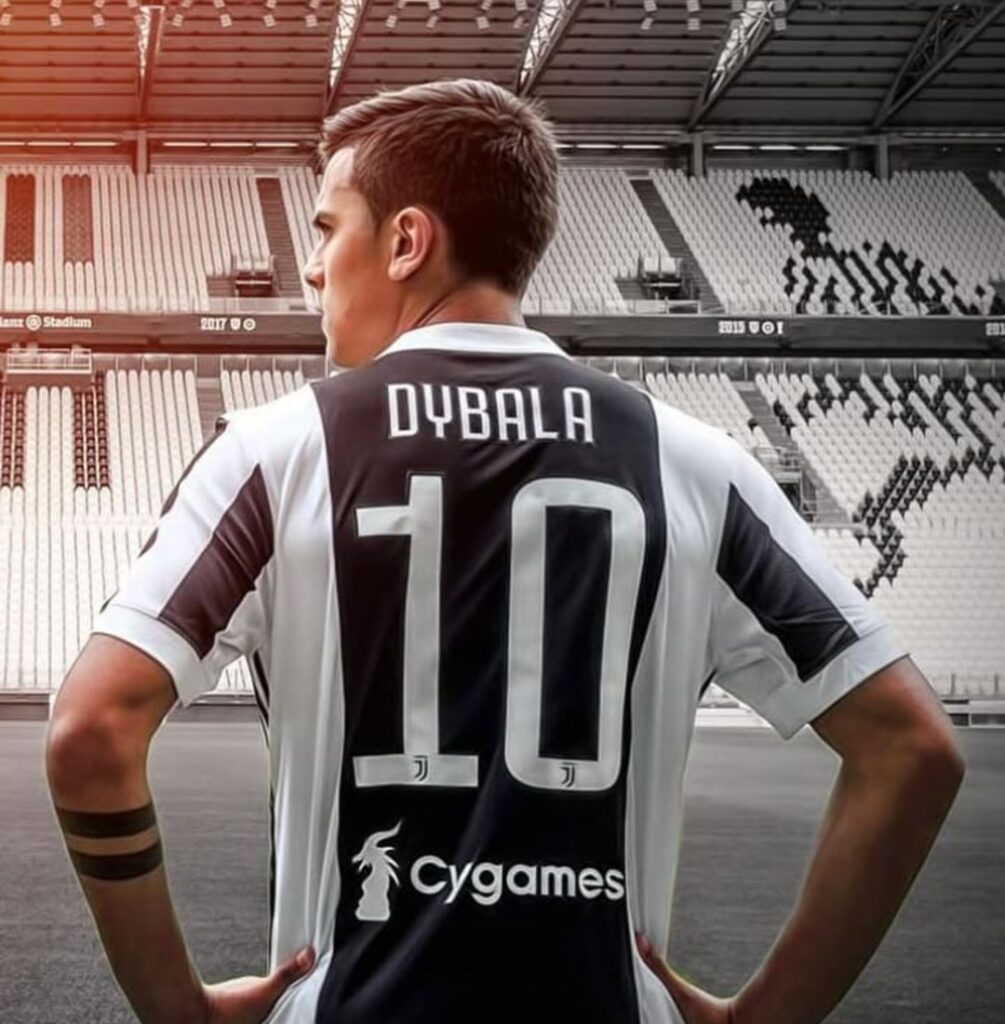 dybala profile picture for whatsaap