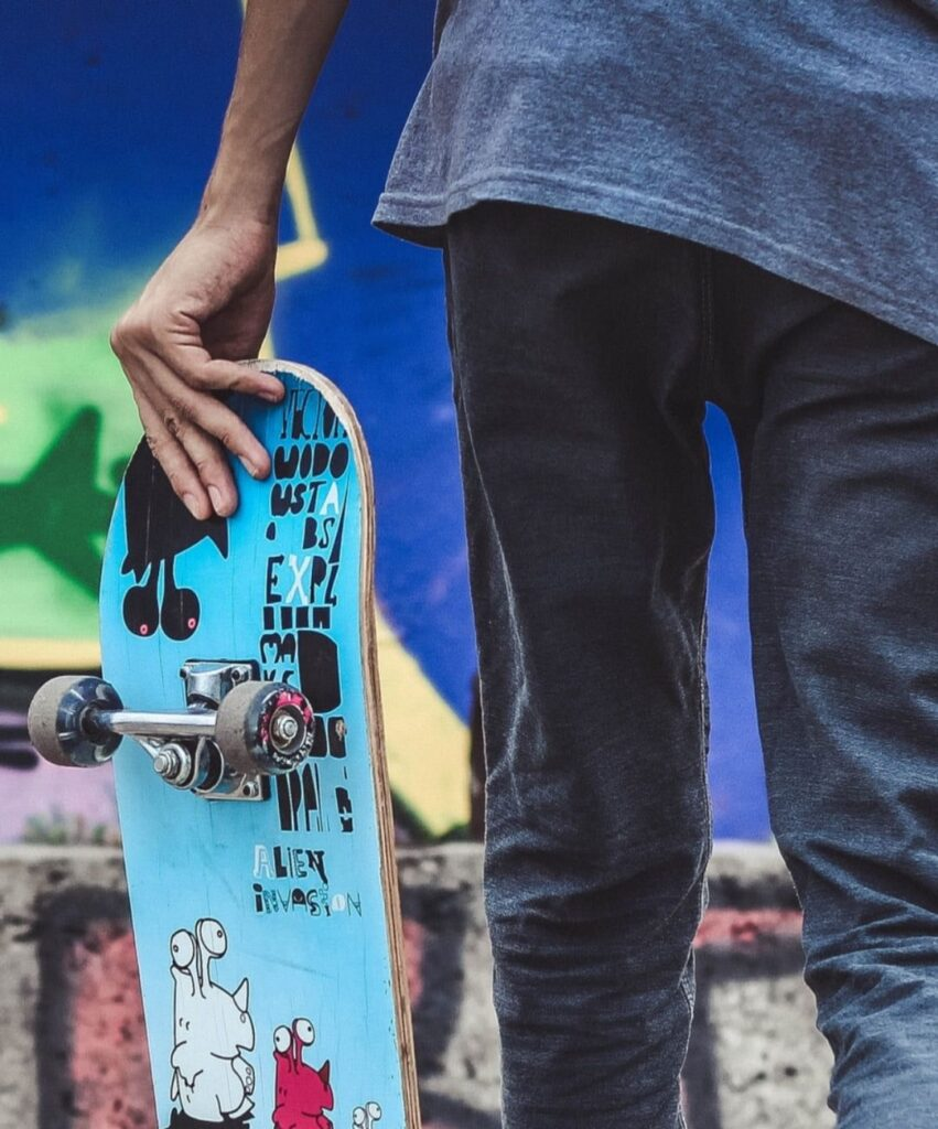 skateboard profile image