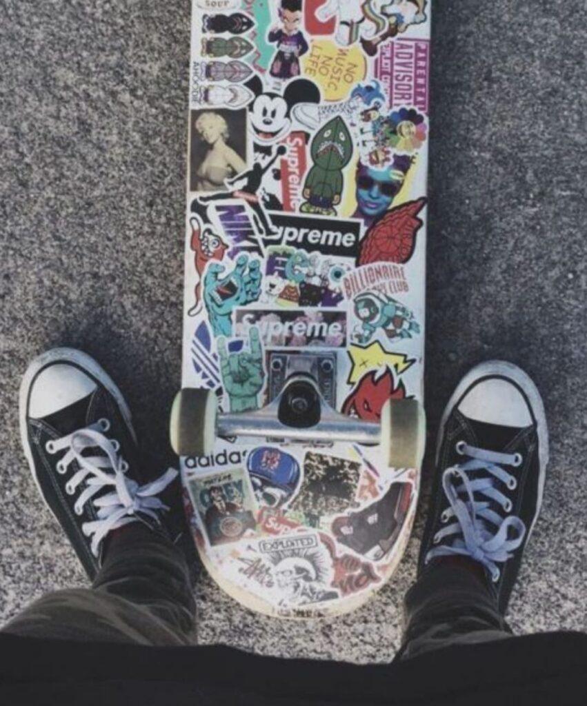 skateboard profile picture for tiktok