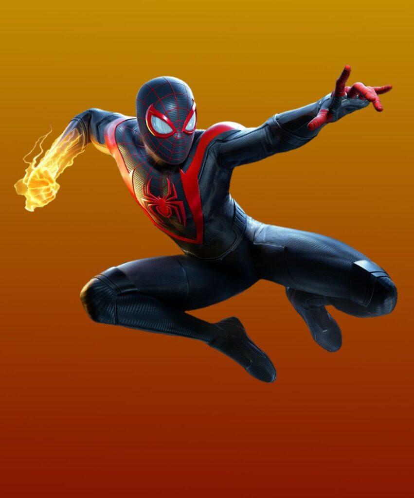 spider verse profile image