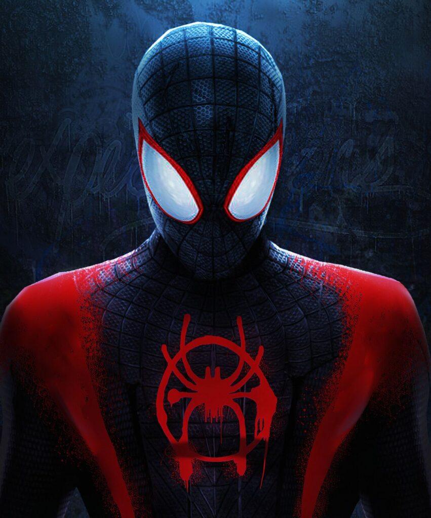 spider verse profile pics