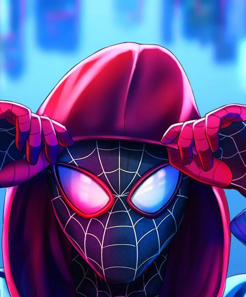 spider verse profile picture for discord
