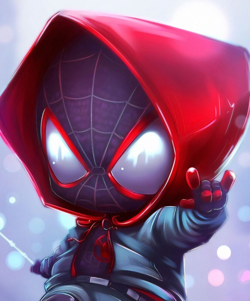 spider verse profile picture for facebook