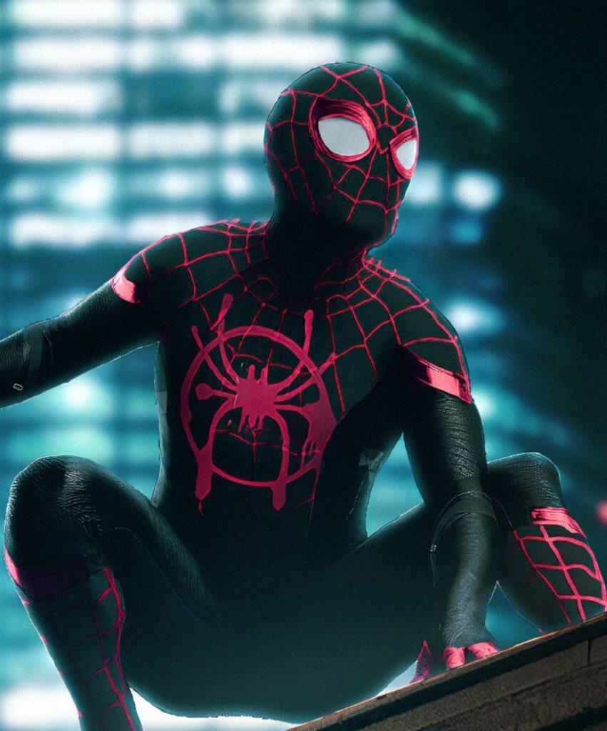 spider verse profile picture for instagram