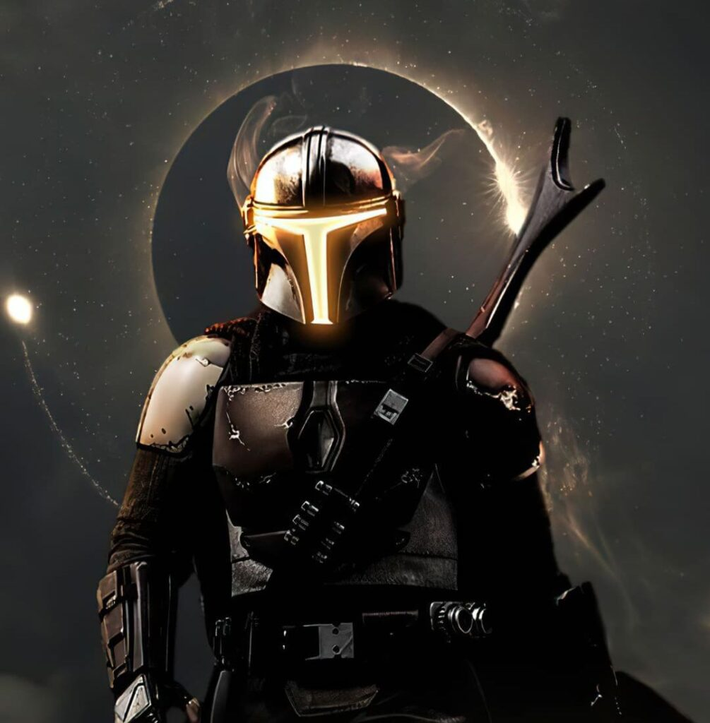 the mandalorian profile picture for discord