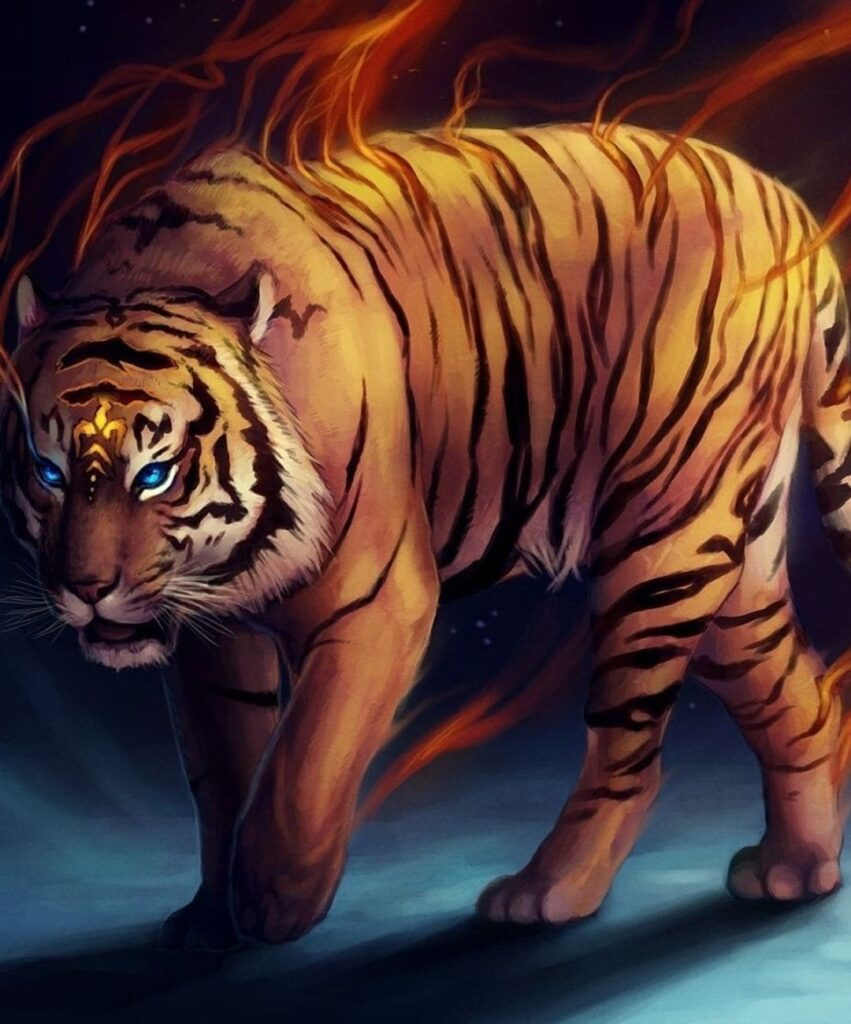 tiger profile pictures