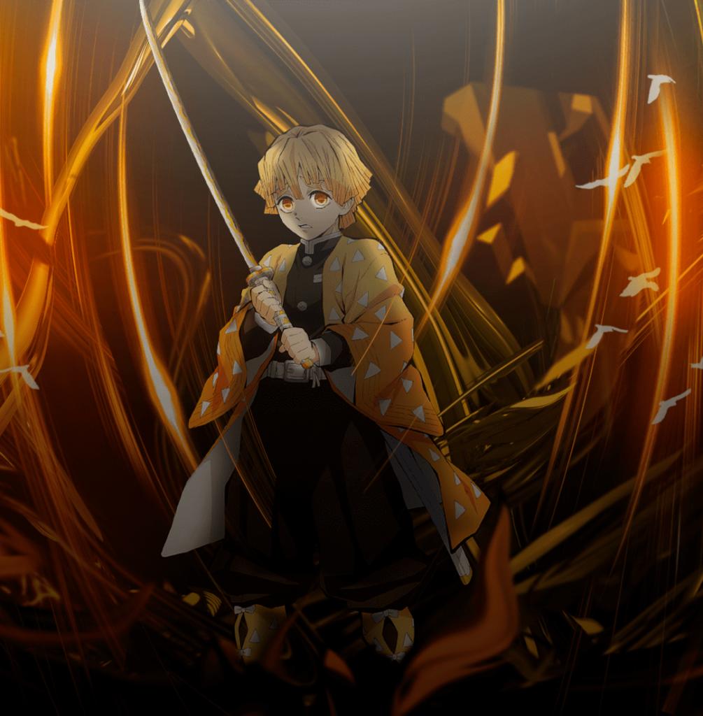 zenitsu profile pics