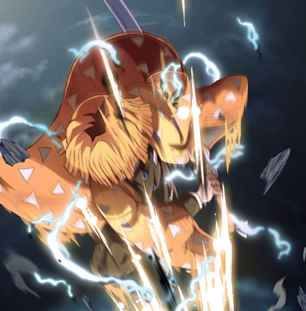 zenitsu profile picture for discord