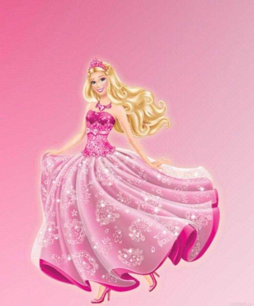 barbie dp