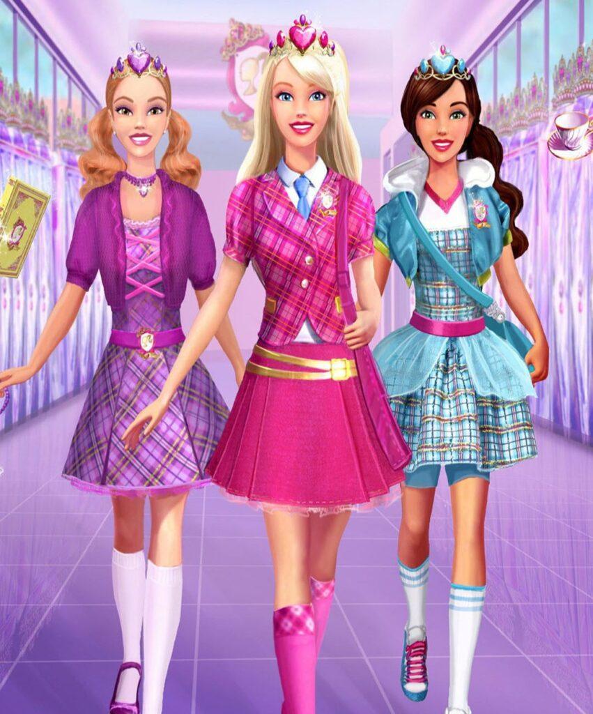 barbie profile dp