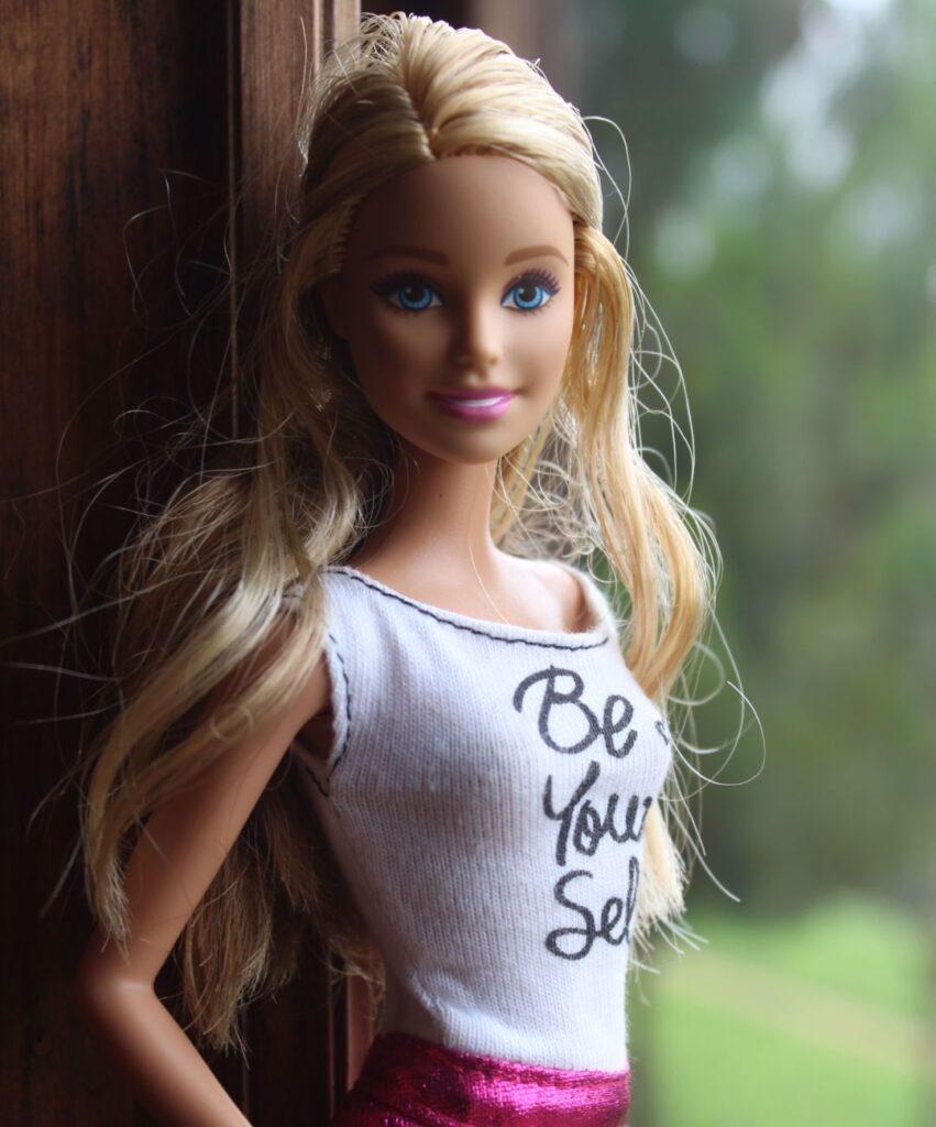 barbie profile picture for facebook