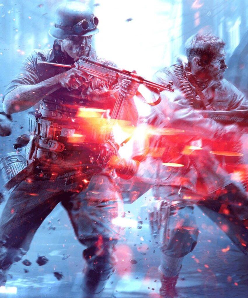 battlefield 2042 profile photo