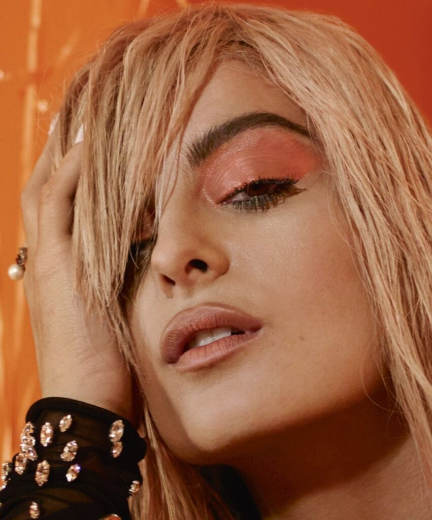 bebe rexha profile picture for instagram