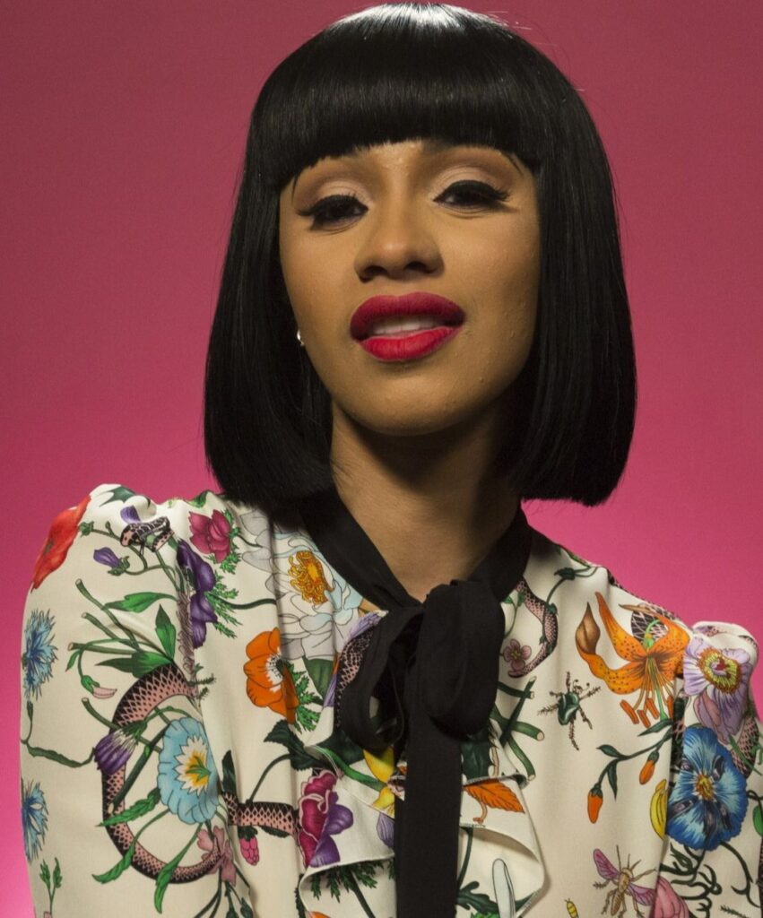 cardi b profile picture for youtube