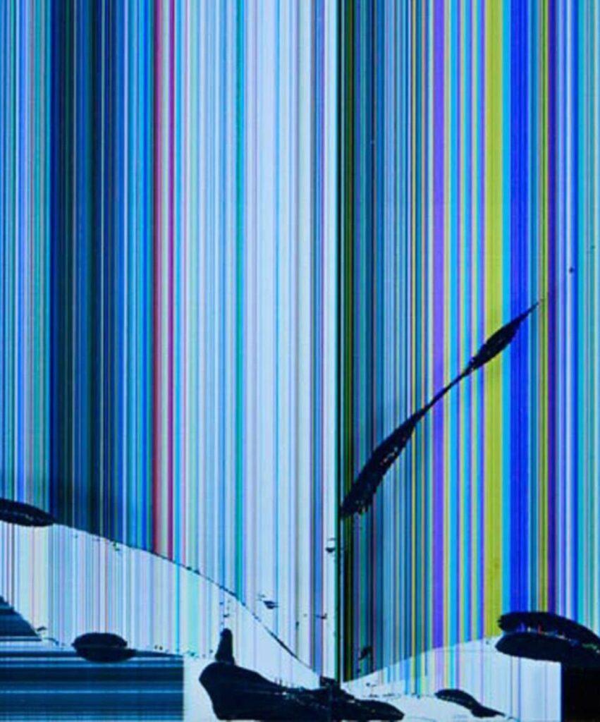 broken screen images