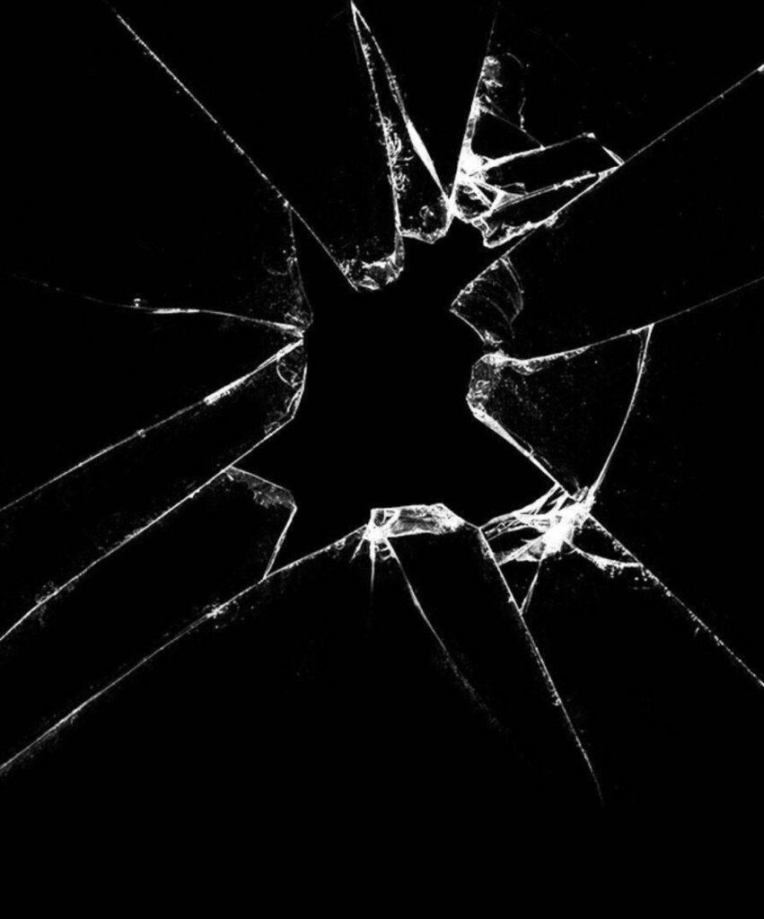 broken screen profile image