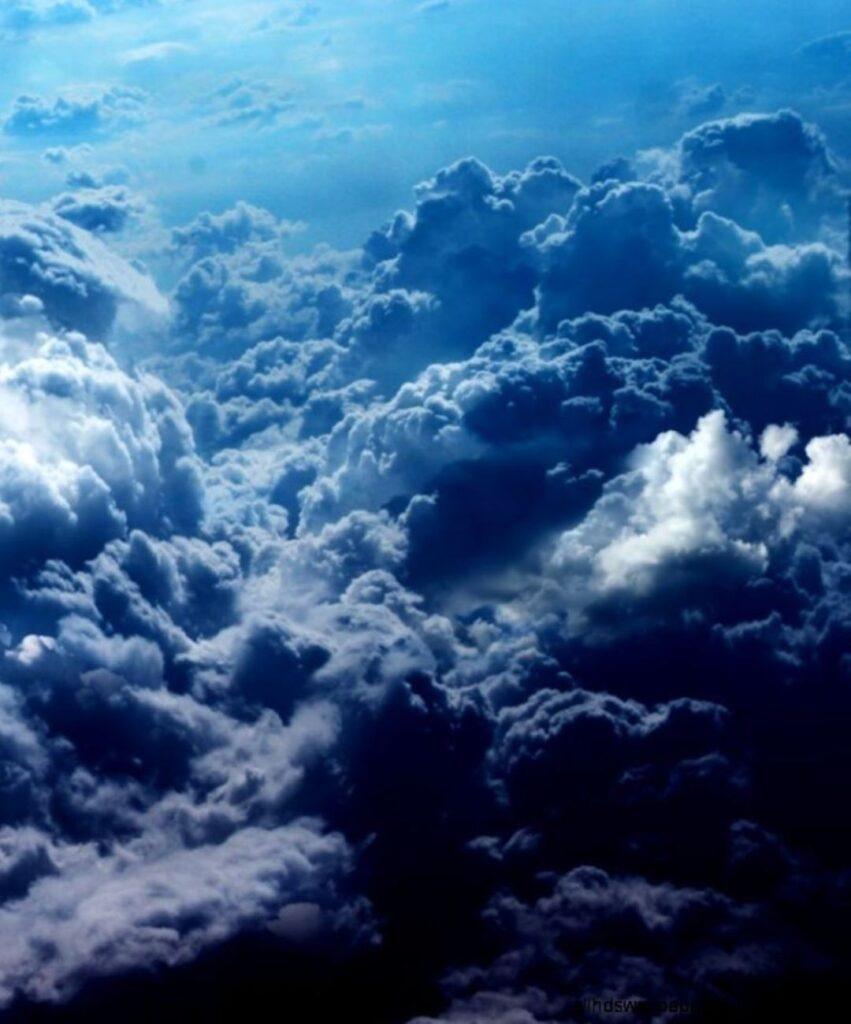 clouds profile pic