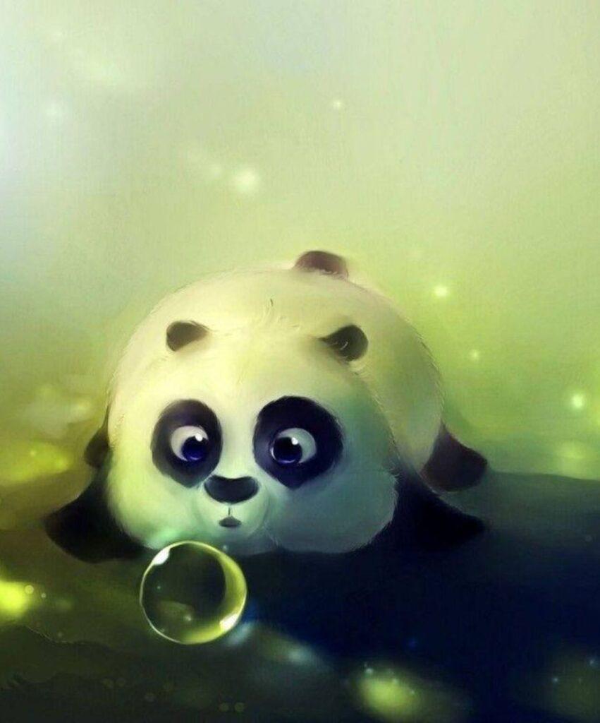 panda profile picture for tiktok