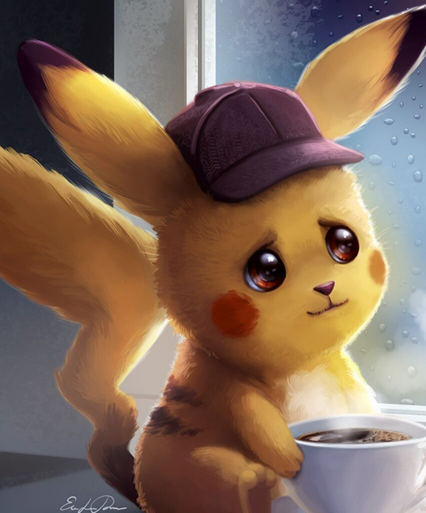 pikachu profile pic