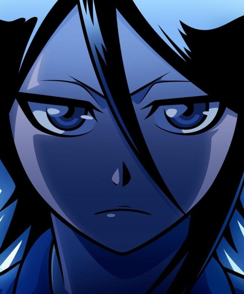 rukia kuchiki profile picture for youtube