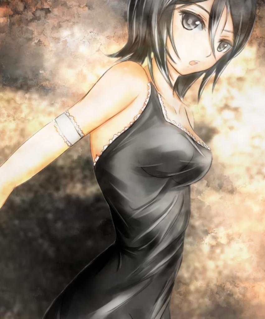 rukia kuchiki profile picture for whatsaap