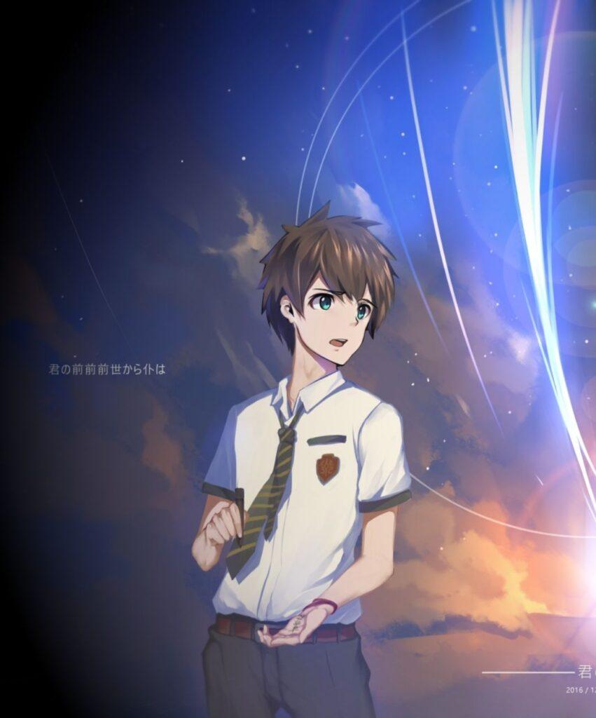 taki tachibana profile picture for youtube